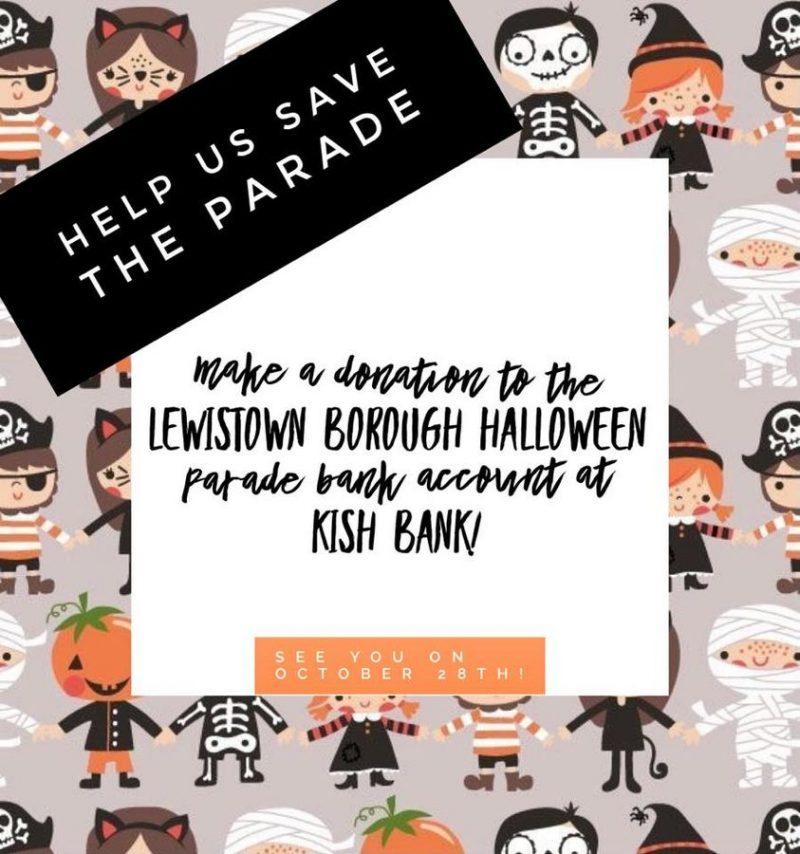 Lewistown Pa Halloween Parade 2020 LOCAL WOMAN SAVES HALLOWEEN PARADE – MERF